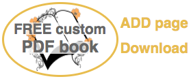 Custom PDF link area image