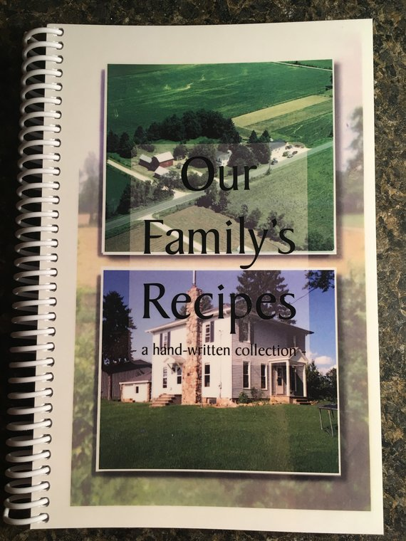 Our Family's Recipes - cover
